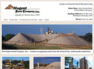 Nugent Sand Company